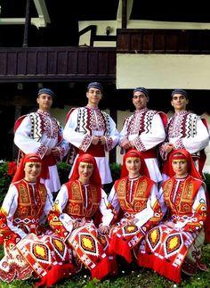 bring in some bulgarian dancers!! Bulgarian folklore