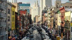 New York Christmas Shopping Guide- Chinatown