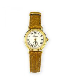 Longines Charlestón 5231 - Reloj de señora chapado en oro en subasta online - Subastas Regent's | Joyas y Antigüedades
