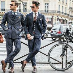 Italian Style @frankgallucci #menswear #style #suits #bespoke #italianstyle #london #uk #british #britishstyle #gentleman #elegance #bespoke
