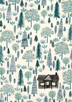 zannagoldhawk:  Sorry I haven't posted anything in AGES guys! I've been super busy over Christmas, and now I'm flooded with uni work. I've still been finding the time to check out all the awesome stuff you're posting though! Woah! Anyway, here is a nice little cabin in the woods - I'd quite like to be there now, instead of doing my Uni work.
