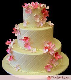 Wedding Cakes Design Gallery – NJ NYC PA » Pink Cake Box page 3