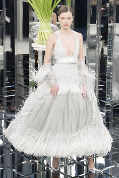 Runway: Chanel Spring 2017 Haute Couture