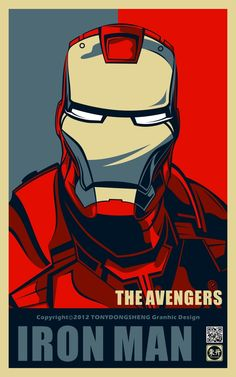 HERO(Obama style) by Dongsheng .H, via Behance