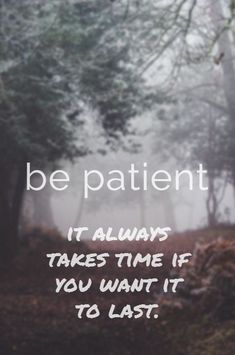 """""""Be patient. It always takes time if you want it to last."""" Lewis Howes 7 best principles for building your social media the right way"""