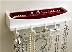 Jewelry Rax - Wall Mounted Organizer