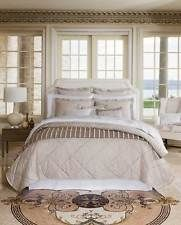 SFERRA KENNIO QUILTED COVERLET IN SATEEN JACQUARD