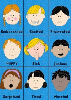 Fluency Pin #1: Have the students choose an expression card at random. Have the students read with that expression.