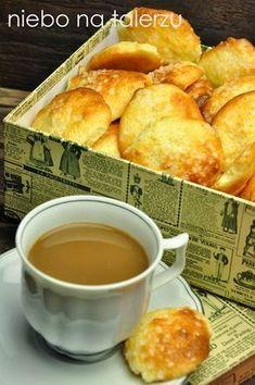 Szybkie ciasteczka do kawy - Niebo Na Talerzu