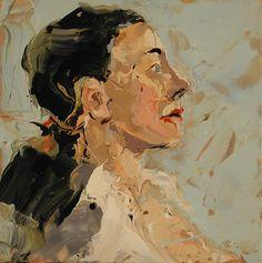 """Spanish Sister II "" by  PAUL RICHARDS"