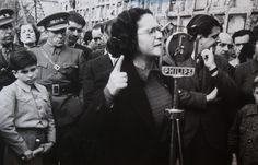 FEDERICA MONTSENY. Fue  una anarquista y pionera, a la vanguardia en sus ideas y en la acción política, que se convirtió en la primera mujer ministra de España y de Europa occidental. También es una gran desconocida...