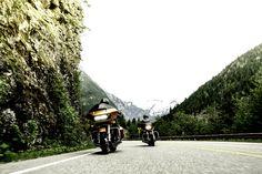 The 2015 Road Glide #kegelhd #roadglide #flru #harley #rushmore #touring