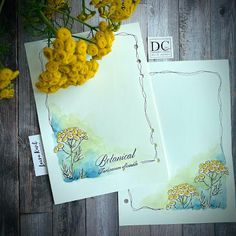 November 9th, July 10, April 24, Different Colors, Card Making, In This Moment, Creative, Watercolor, Pen And Wash