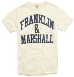 A version of the classic T-shirt inspired by American universities.