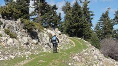 The mountainous Corinth