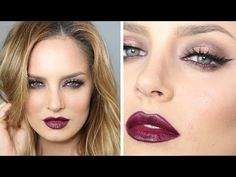 Have been craving to upload a vampy burgundy look, and I just love this makeup I did last week for you all! It's super sexy so perfect for any night time occ...