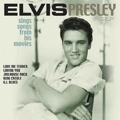 Elvis Presley - Sings Songs From His Movies on Import 2LP