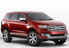 Check out the amazing features and specifications of all new Ford Endeavour 2014