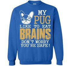 Cool My Pug T-Shirt T-Shirt