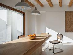 Minimalist Home in Lleida by Hiha Studio – Design. / Visual.