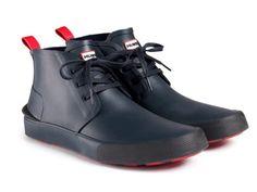 Hunter Bakerson Rain Boot Sneakers