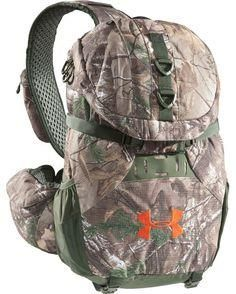 Under Armour Men's R #underarmour #underarmourmen #underarmourfitness #underarmourman #underarmoursportwear #underarmourformen #underarmourforman Hunting Clothes, Hunting Gear, Hunting Stuff, Bow Hunting, Timberland, Hunting Packs, Camo Gear, Under Armour Backpack, Camo Boots