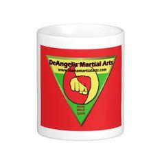 DeAngelis Martial Arts Mug