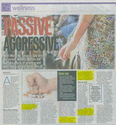 Dr Rai of Kokilaben Dhirubhai Ambani Hospital discusses few ill –effects of Passive Smoking.