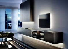 Beleuchtungsideen Led Leisten Wohnzimmer Beleuchten Ideen