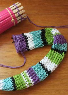 Die 374 Besten Bilder Von Strickliesel Ideen Spool Knitting