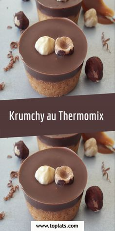 Pureed Food Recipes, Dessert Recipes, Cooking Recipes, Cooking Ideas, Yule Log Cake, Thermomix Desserts, Book Cakes, Chocolate Decorations, Biscuit Cookies