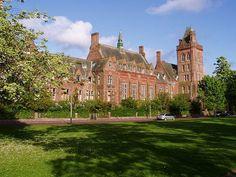 Newsham Park Hospital, Liverpool - The Ladies' Society that Mrs. Westcott runs raised money for this former orphanage.