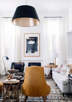 Getting your home ready for winter doesn't have to be a hassle. Check out the 5 simple accessories every home needs to stay warm and cozy this winter.: Lighting