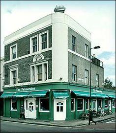 The Palmerston, East Dulwich. Yum yum yum!