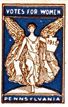 PA 1915 stamp - from David Dismore's personal collection