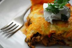The king of casseroles: King Ranch Chicken | Homesick Texan- without cream of mushroom soup.