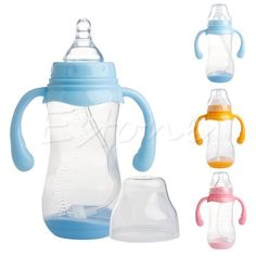 Cheap nipple bottle, Buy Quality feeding bottle nipple directly from China feeding milk bottle Suppliers: Wide Neck Anti-colic Baby Infant Milk Feeding Nipple Bottle Nurser New Milk Bottle Holder, Colic Baby, Baby Newborn, Baby Bumper, Nurse Bag, Baby Swimming, Baby Diaper Bags, Bottle Feeding, Twin Babies