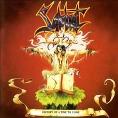 """Sabbat - History of a Time to Come.  Superior speed/thrash/death metal from Metal Blade's classic era.  Full of wicked riffs and vocals that are paint-peelingly raw, this album is a great reminder of a time when metal was metal and rap was, well...not metal.  It suffers a little from thin production, but once you get blasted by """"Hosanna in Excelsis"""", you won't even notice."""