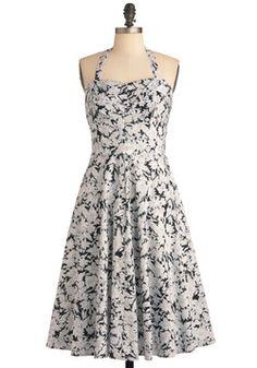 It'll Floral You Dress, #ModCloth  LOVE LOVE LOVE IT !!!