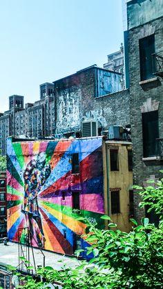 La High Line, New York