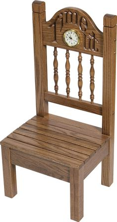 """CO 604 """"Time Out"""" Chair - Whispering Pines Furniture"""