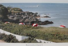 Postcrossing postcard from Kennebunkport, Maine