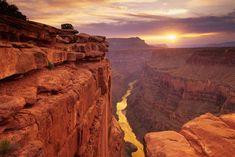 Gran Cañón del Colorado (EE UU): un paisaje intimidante