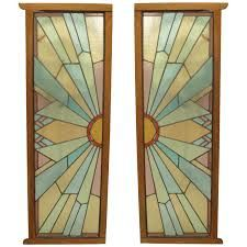 Stained Gl Door Side Panels Rapunga Google Leaded Mosaic
