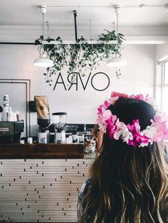 Hawaii Instagram Spots - Arvo Cafe Hawaii Honeymoon, Hawaii Travel, Oahu Vacation, Hawaii Pictures, Hawaii Destinations, Cute Cafe, Honolulu Hawaii, Maui, Travel