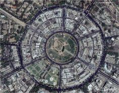 new delhi aerial - Google Search City From Above, New Delhi, Urban Design, City Photo, Cities, Google Search, Photos, Pictures, City