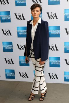 Wallis Day  #WallisDay Balenciaga Shaping Fashion Preview in London UK 24/05/2017 http://ift.tt/2vDzjt8