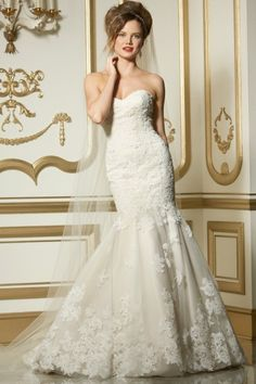 Wtoo Brides Flora Gown #watters #weddingdress http://www.pinterest.com/wattersdesigns/