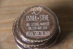 6 Creative Save the Date Ideas - wood magnet by wedding save the dates Wedding Blog, Our Wedding, Dream Wedding, Wedding Stuff, Wedding Ideas, Wedding Wishes, Wedding Things, Wedding Decor, Wedding Reception