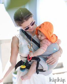 Manduca XT Grey-Ocean Baby Wearing, Baby Strollers, Bra, Children, Design, Baby Prams, Young Children, Boys, Bra Tops